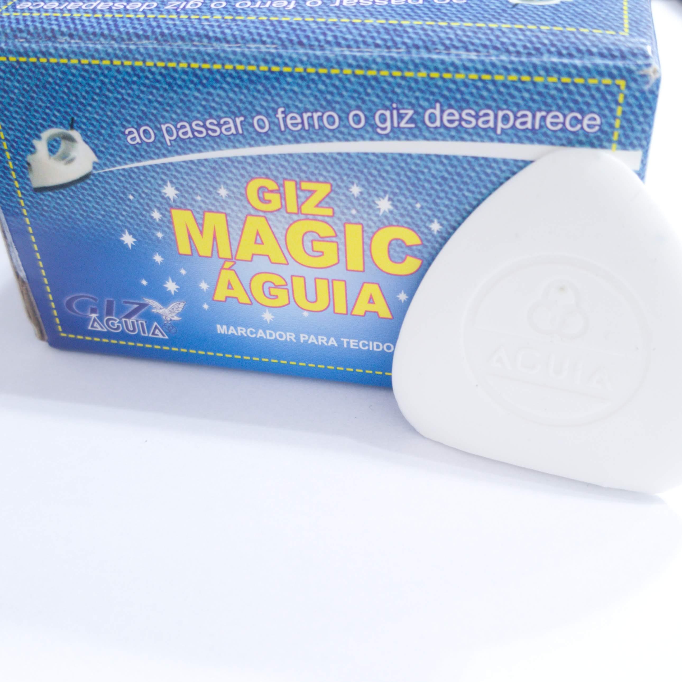 GIZ MÁGIC ÁGUIA - APAGA COM CALOR DO FERRO