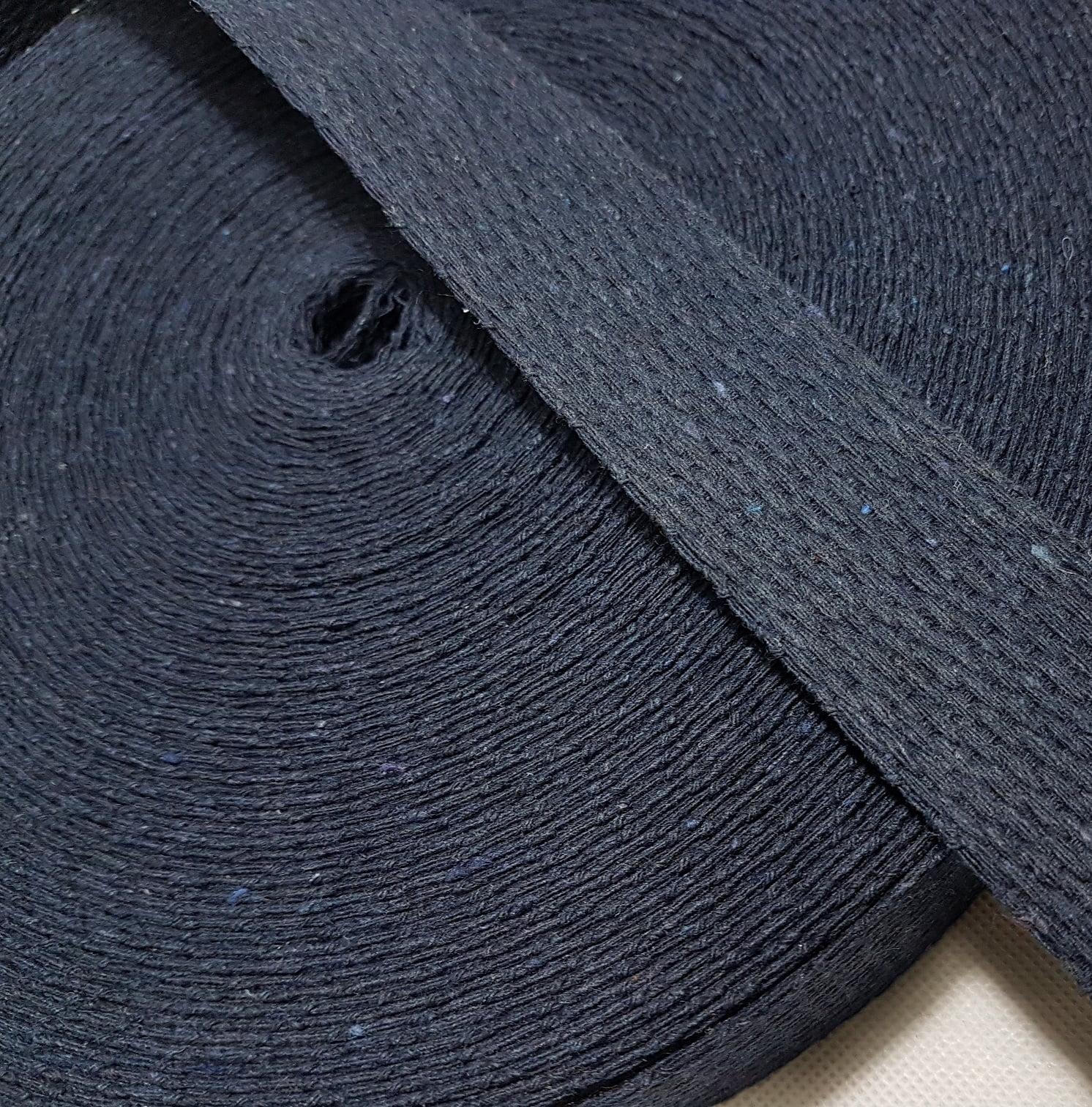 Alça de Algodão - Azul Marinho