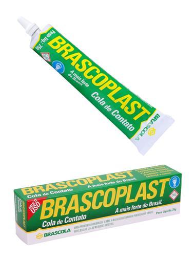 Cola de Contato Brascoplast 75g