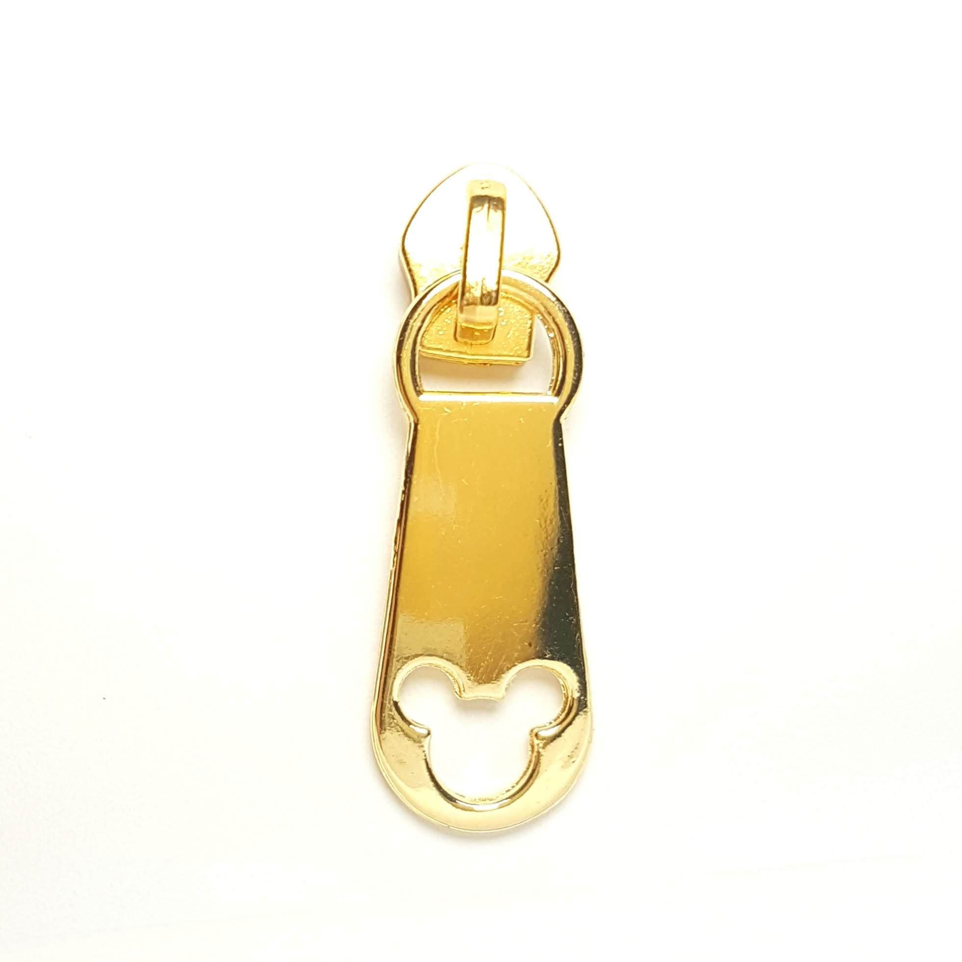 Cursor N.º 5 - Ref. 521 - Dourado Verniz