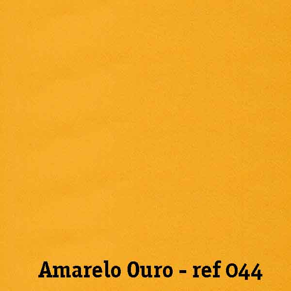 FELTRO AMARELO OURO - REF. 044