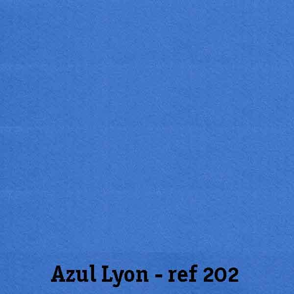 FELTRO AZUL LYON - REF. 202