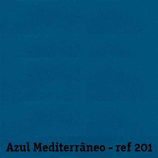 FELTRO AZUL MEDITERRÂNEO - REF. 201