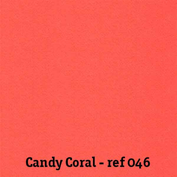 FELTRO CANDY COLOR CORAL - REF. 046