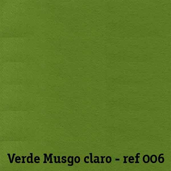 FELTRO VERDE MUSGO CLARO - REF. 006