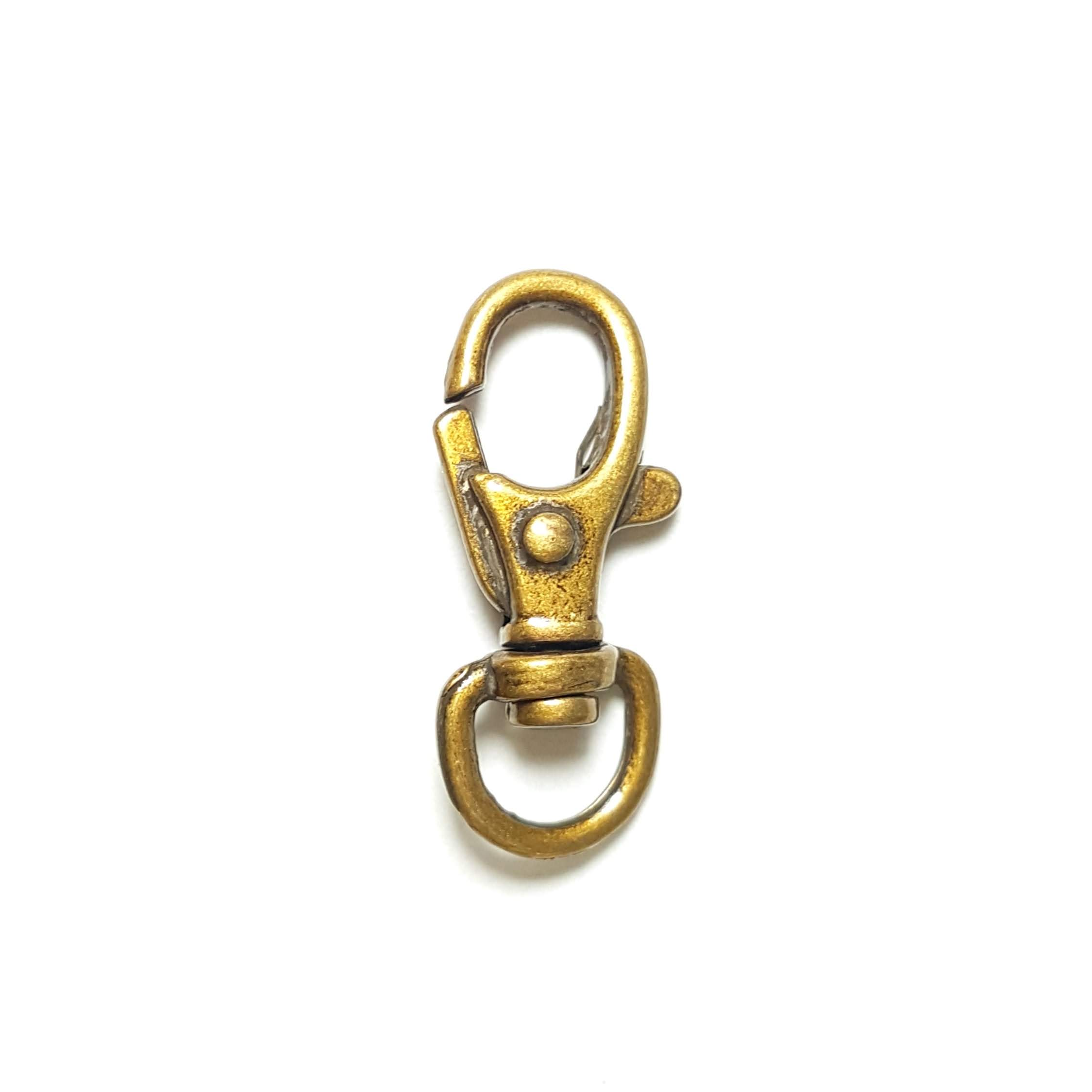 Mosquetão Ouro Velho Ref. 1044 - 0,8cm