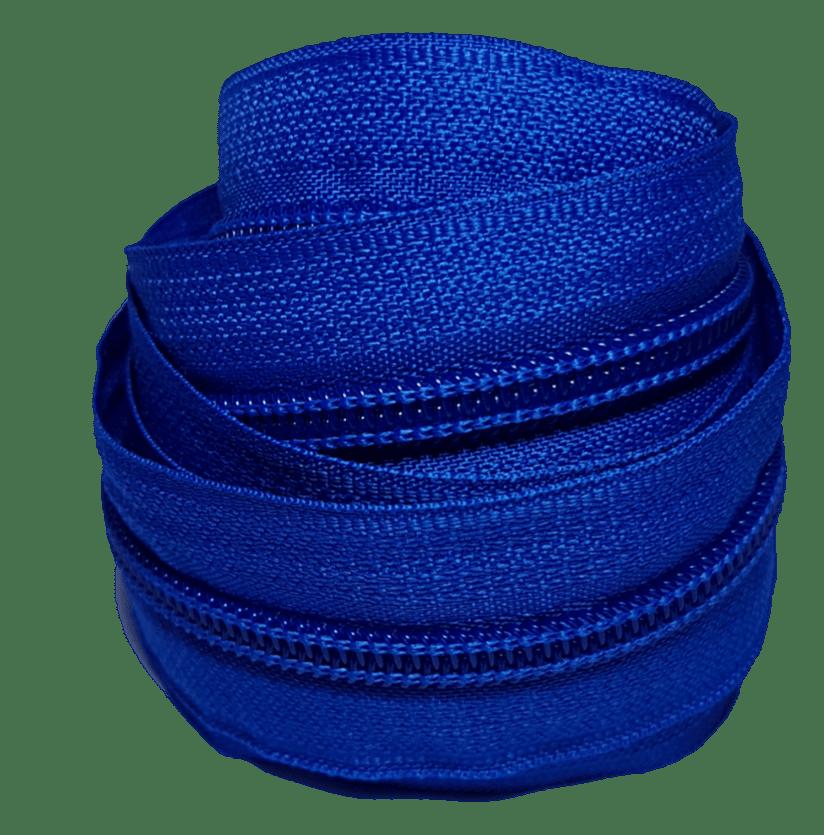Zíper por metro nº 5 - Azul Royal