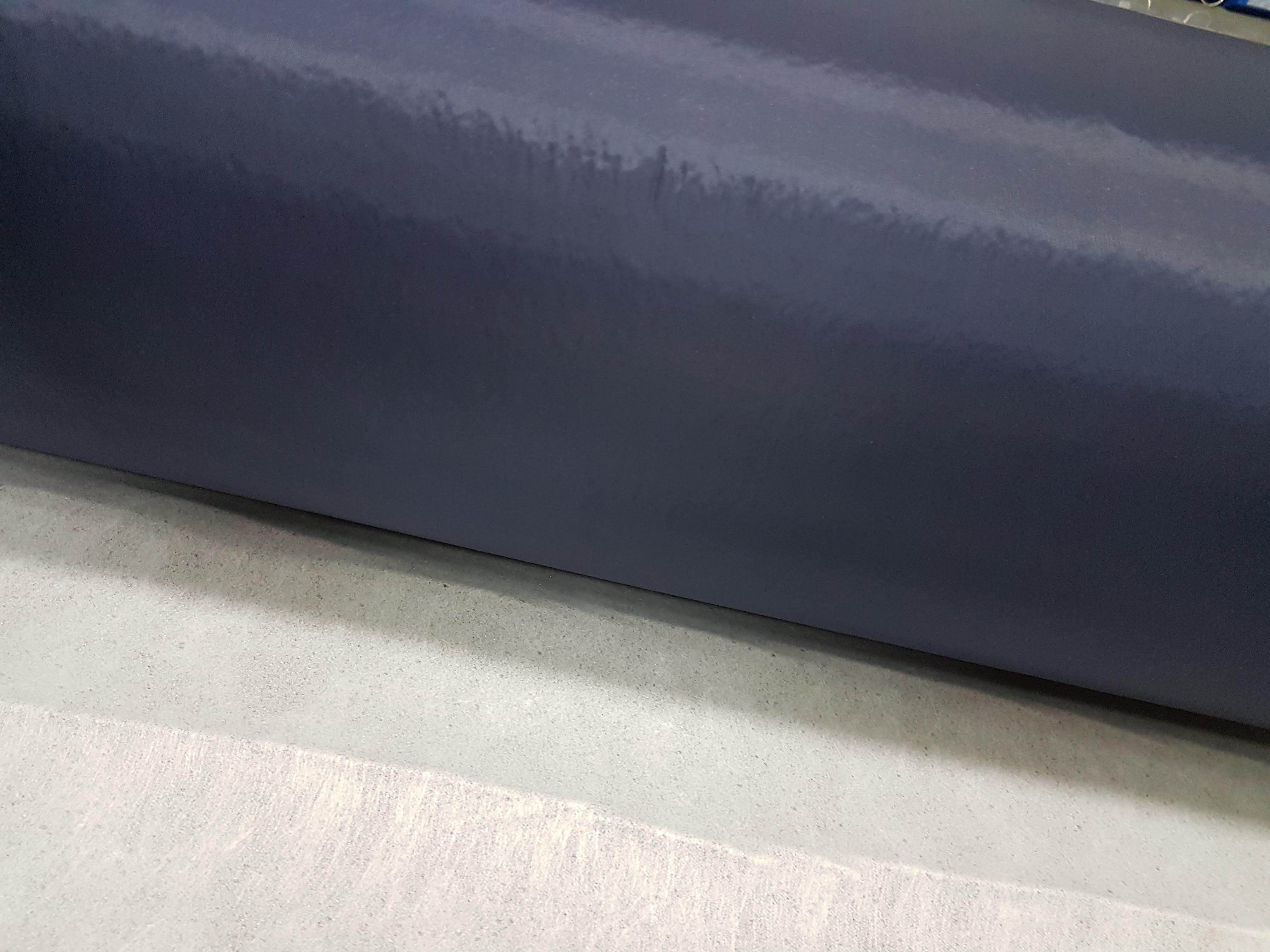 Nylon Dublado (Acoplado) Azul Marinho