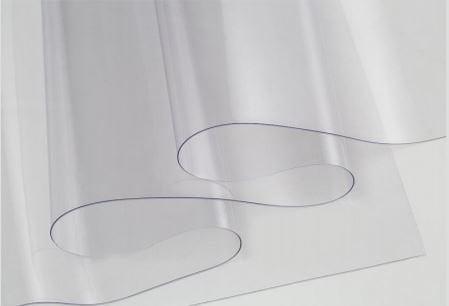 Plástico Cristal Transparente