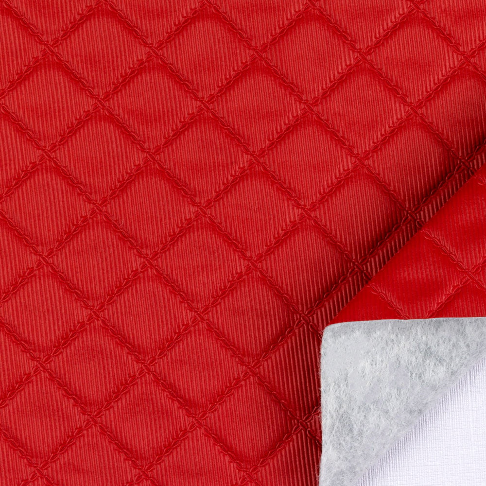 PVC Dijon Vermelho