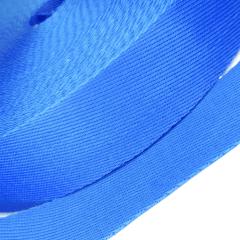 Alça Chick de Poliéster - Azul Royal