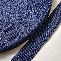 Alça de Nylon Reforçada (CA) Azul Marinho