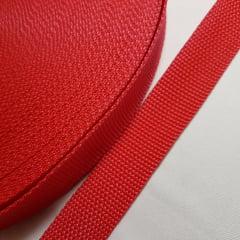 Alça de Nylon Reforçada (CA) Vermelha