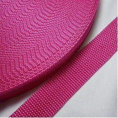 Alça de Nylon Reforçada (CA) Pink