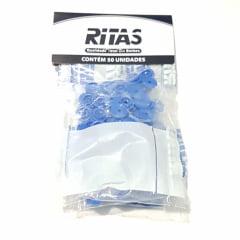 Botão de Pressão Ritas - 10mm  Cor Royal c/ 50 unid