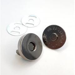 Botão Imantado - Onix - Pcte c/ 10 unid