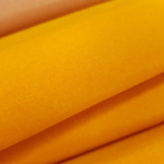 Camurça c/ fundo em malha - Amarelo