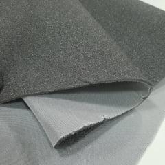 Espuma Acoplada em tela de Nylon  Largura 140cm