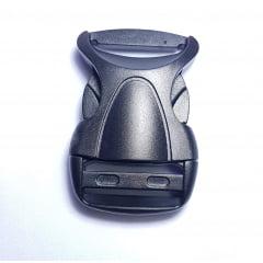 Fecho de Engate Rápido Reforçado 32mm - Preto