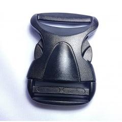 Fecho de Engate Rápido Reforçado 38mm - Preto