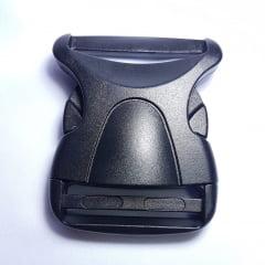Fecho de Engate Rápido Reforçado 50mm - Preto
