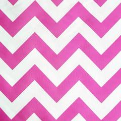 Tecido Verona Chevron Pink - LARG 3,00m