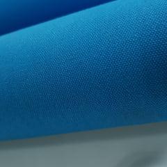 Lona 100% Algodão LG 1,50m - Azul Turquesa