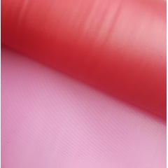 Plastico Lisolene / Arcaseda  lg 1,38m - Vermelho
