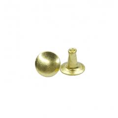 Rebite n.º 1 - Dourado - Pcte c/ 20 unid