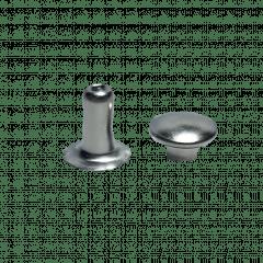Rebite n.º 2 - Niquelado - Pcte c/ 20 unid