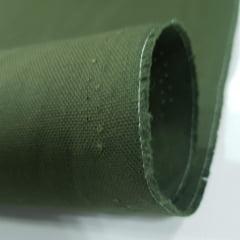 Lona 100% Algodão LG 1,50m - Verde Militar