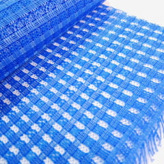 Tela Trançada - Larg 1,40m - Azul Royal