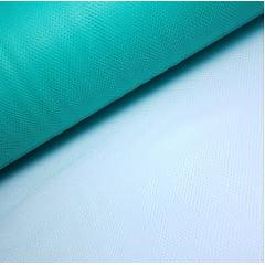 Tule Verde Claro Largura 120cm 100% Poliéster