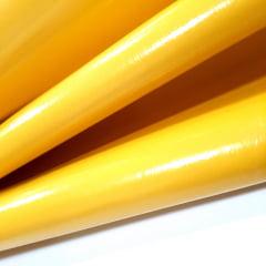 Sintético Verniz Brilho - Amarelo
