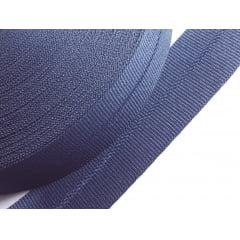 Viés Industrial (gorgurão) Azul Marinho c/ 5mt