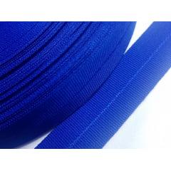 Viés Industrial (gorgurão) Azul Royal c/ 5mt