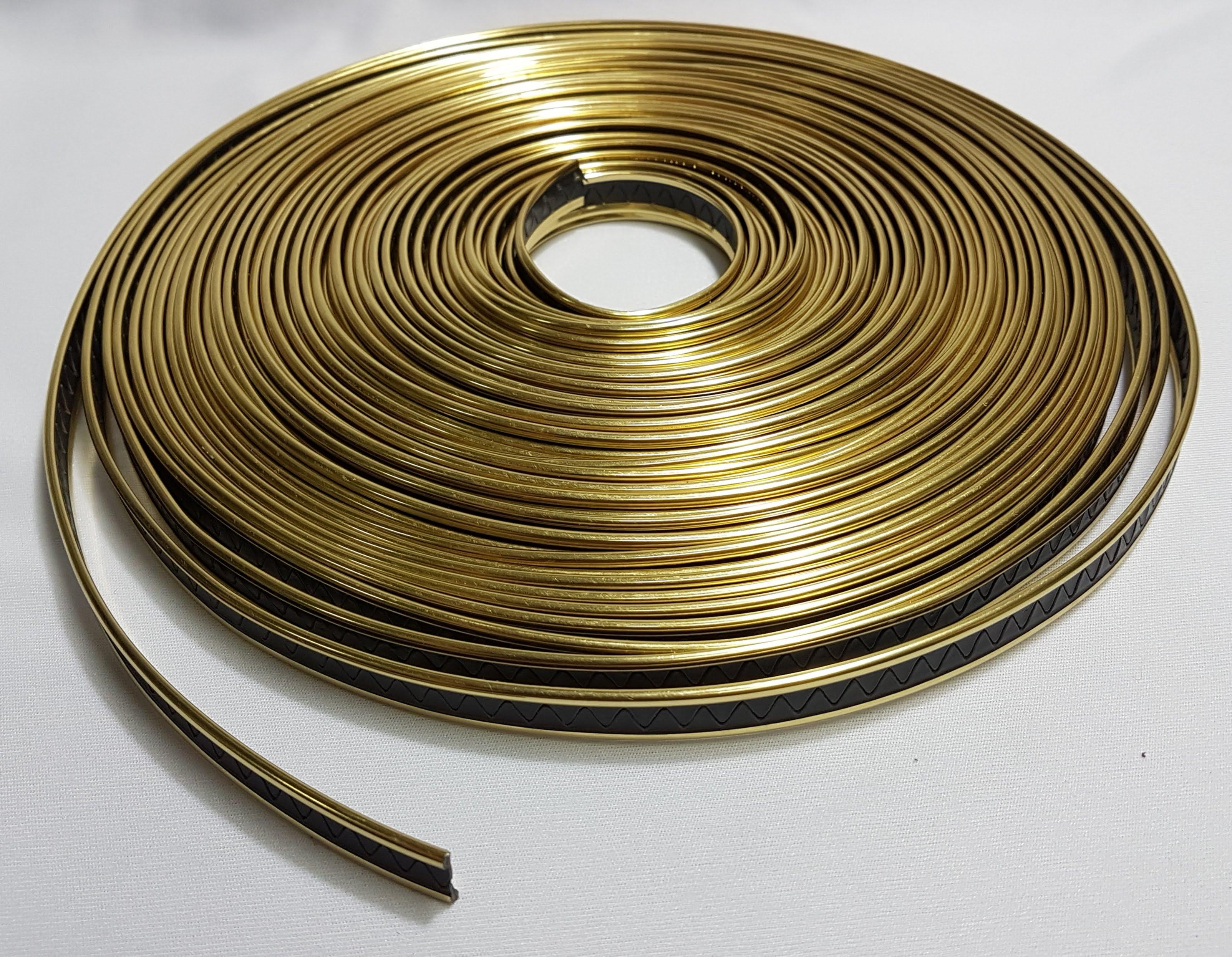 Vivo Plastico  - Dourado