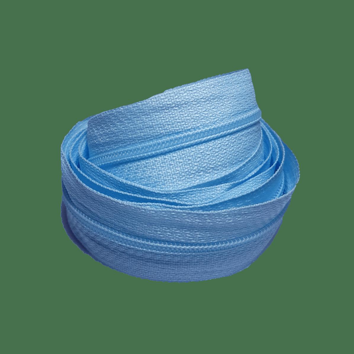 Zíper por metro nº 3 - Azul Claro